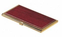 Футляр для визиток металлический 1327WDM