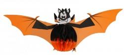 Декор 3D Летучая мышка