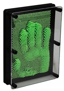 Гвозди ART-PIN Скульптор зеленые