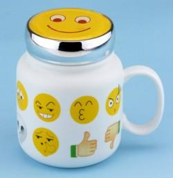 Термокружка с крышкой Smile Family