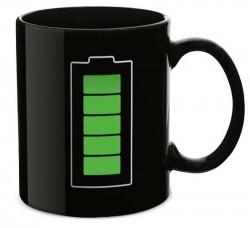 Чашка батарейка