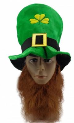 Шляпа Лепрекона с бородой