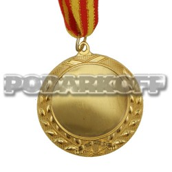 Медаль подарочная без надписи