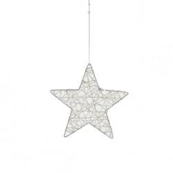 Украшение декоративная Звезда