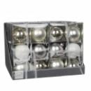 Елочные шарики комплект 6 шт