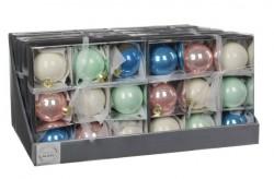 Елочные шарики комплект 9 шт