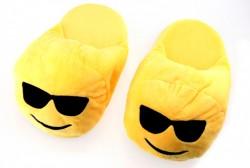 Тапочки Смайлик в очках