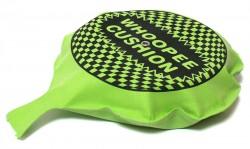 Подушка пердушка 15cм зеленая