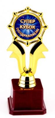 Кубок Супер-кубок Поздравляем!