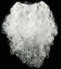 Борода Деда Мороза Большая
