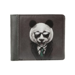 Кошелек Панда в пиджаке