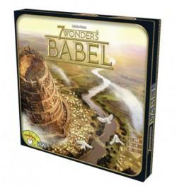 7 чудес: Вавилон (Seven Wonders Babel)
