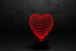 """3D ночник """"Сердце"""""""