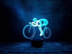 """LED-лампа """"Велосипед 2"""""""