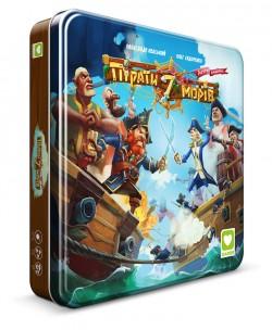 Пираты 7 морей (Pirates of the 7 Seas) (укр.)