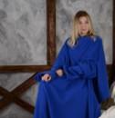 Плед с рукавами HOMELEY ORIGINAL XXl синий
