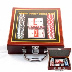 Набор для игры в покер DDL-1K