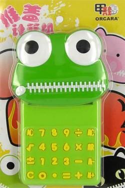 """Калькулятор """"лягушонок"""""""