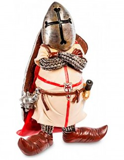 Фигурка Рыцарь перед турниром