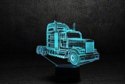 """3D-светильник """"Автомобиль 13"""""""