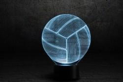 3D-светильник Волейбольный мяч