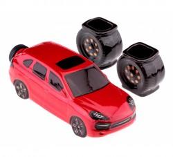 Коньячный набор авто 18 см Porsche Cayenne, 3 предмета