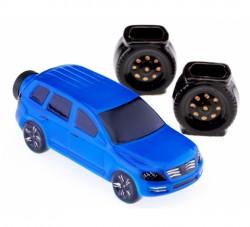 Коньячный набор авто 18 см Volkswagen Touareg, 3 предмета