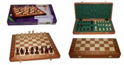 Шахматы турнирные N4 Intarsia, средние