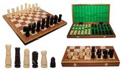 Шахматы LARGE CASTLE Intarsia