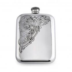 Фляга для виски «Дракон»