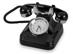 Часы Ретро-телефон