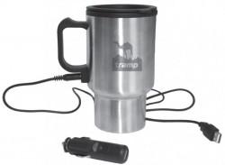 Автокружка с подогревом 12В USB входом Tramp Cup TRC-064