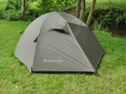 Палатка туристическая MOUSSON DELTA 2 KHAKI
