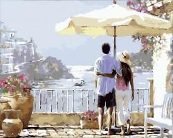 Картина по номерам Каникулы в Италии