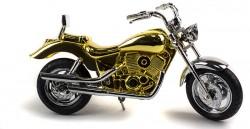 Зажигалка Мотоцикл на подставке