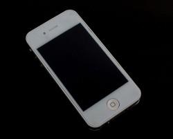 Зажигалка IPhone белая