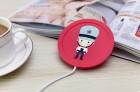 USB подогрев чашки Солдатик Красный
