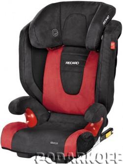 Автокресло RECARO Monza SeatFix