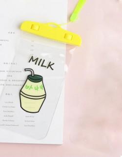 Водонепроницаемый Чехол Milk
