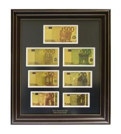 Все банкноты Евросоюз