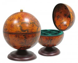 Глобус-конфетница 22015