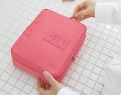 Органайзер для Косметики Travel Розовый