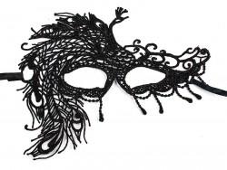 Кружевная маска Жарптица