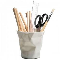 Стакан для ручек и карандашей Белый