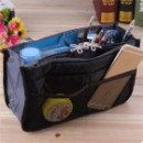 Многофункциональный Органайзер в сумку Bag in Bag Black