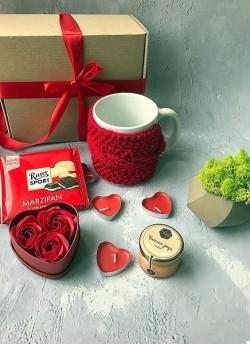 Подарочный набор Красная Роза