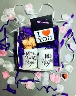 Подарочный набор Мистер и Миссис