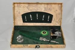 Письменный набор Bx59, зеленый