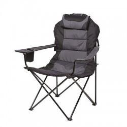 Кресло Мастер Карп - серый Time Eco