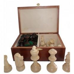 Шахматные фигуры Стаунтон Staunton №5 в коробке Madon